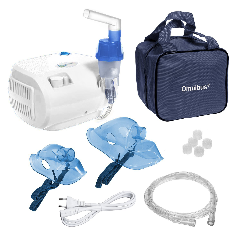 Inhalator Omnibus BR-CN 116 Biały